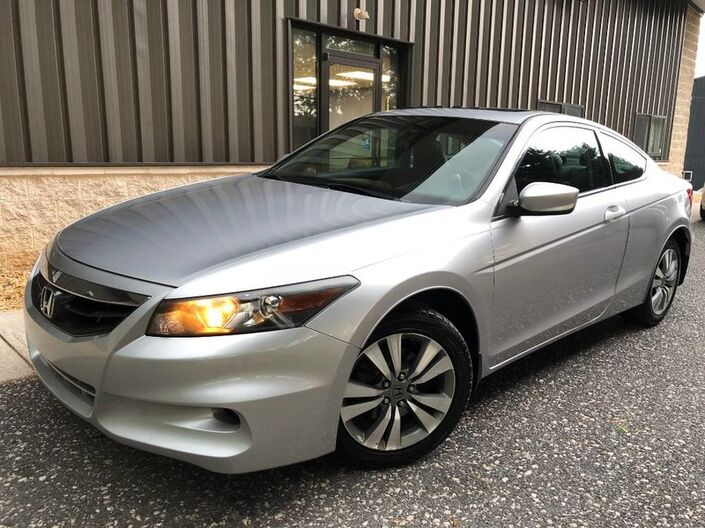 2011 Honda Accord Cpe EX-L Sykesville MD