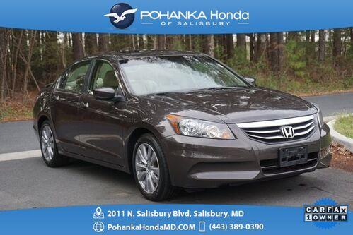 2011_Honda_Accord_EX-L ** SUNROOF & LEATHER ** ONE OWNER **_ Salisbury MD