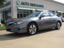 2011_Honda_Accord_EX-L Coupe AT LEATHER, SUNROOF, CLIMATE CONTROL, SATELLITE RADIO, POWER WINDOWS_ Plano TX