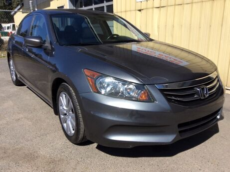 2011 Honda Accord EX-L Sedan AT Spokane WA