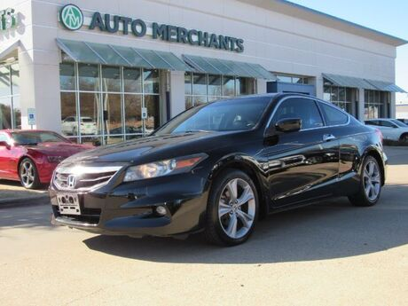 2011 Honda Accord EX-L V-6 Coupe AT*BLUETOOTH CONNECTION,CD CHANGER,SUNROOF,HEATED MIRRORS! Plano TX