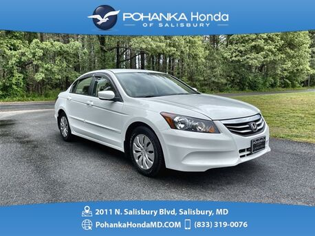 2011_Honda_Accord_LX 2.4 ** GUARANTEED FINANCING ** BEST MATCH **_ Salisbury MD