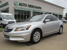 2011_Honda_Accord_LX Sedan AT_ Plano TX