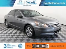 2011_Honda_Accord_SE_ Miami FL