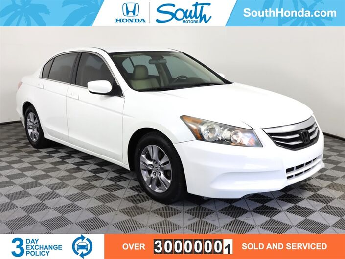2011 Honda Accord SE Miami FL