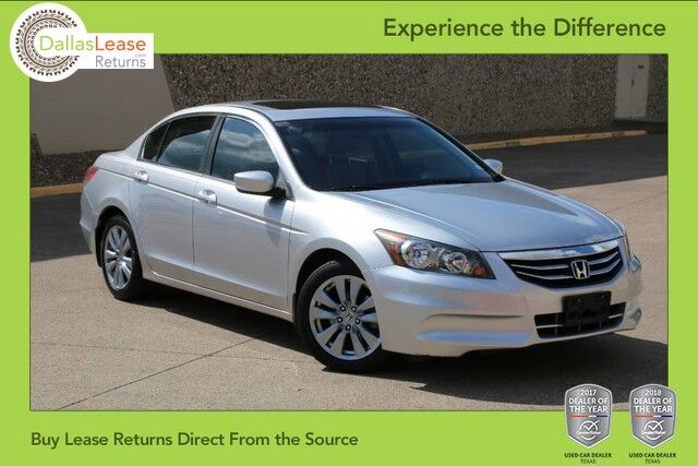 2011 Honda Accord Sdn EX-L Dallas TX