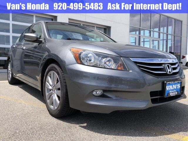 2011 Honda Accord Sdn EX-L Green Bay WI