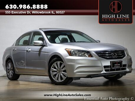 2011_Honda_Accord Sdn_EX-L_ Willowbrook IL