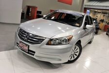 2011 Honda Accord Sdn LX - CARFAX Certified 2 Owners - No Accidents - Fully Serviced - QUALITY CERTIFIED up to 12 Months / 12,000 Miles Warranty -