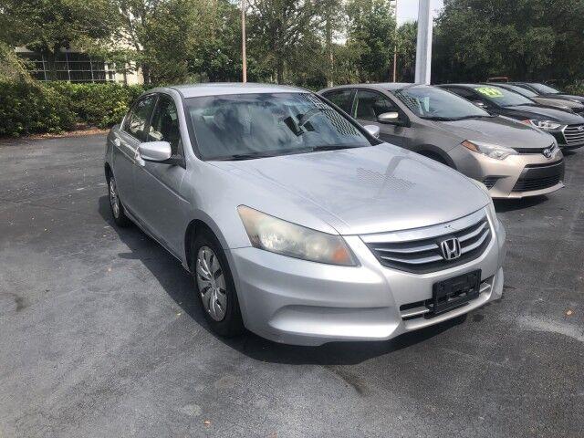 2011 Honda Accord Sdn LX Gainesville FL