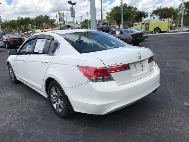 2011 Honda Accord Sdn SE Gainesville FL