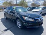 2011 Honda Accord Sedan 4d EX Auto
