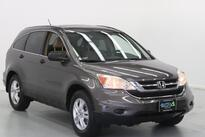 Honda CR-V EX 2WD 5-Speed AT 2011