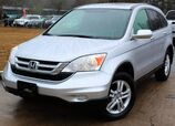 2011 Honda CR-V EX-L - w/ LEATHER SEATS, SUNROOF, AND TOW HITCH