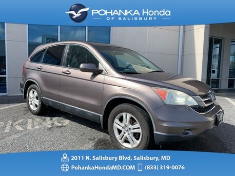 2011_Honda_CR-V_EX-L ** Certified 6 Month / 6,000 **_ Salisbury MD
