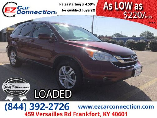 2011_Honda_CR-V_EX-L 4WD 5-Speed AT with Navigation_ Frankfort KY