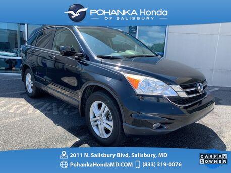 2011_Honda_CR-V_EX-L AWD ** LEATHER & SUNROOF ** ONE OWNER **_ Salisbury MD