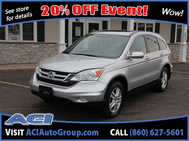 2011 Honda CR-V EX-L East Windsor CT