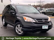 2011 Honda CR-V EX-L South Burlington VT