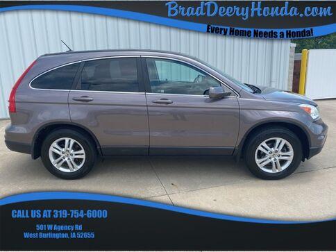 2011_Honda_CR-V_EX-L_ West Burlington IA