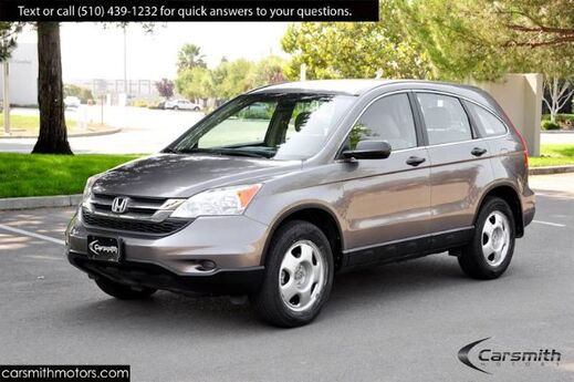 2011 Honda CR-V LX--LOW Miles, Clean Title, No Accidents--Must See! Fremont CA