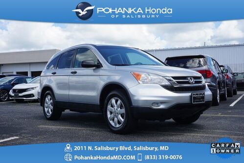 2011_Honda_CR-V_SE ** GUARANTEED FINANCING ** ONE OWNER **_ Salisbury MD