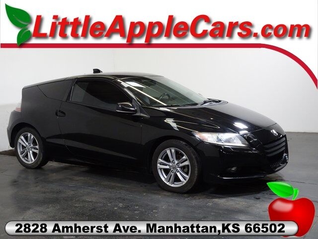 2011 Honda CR-Z EX Manhattan KS