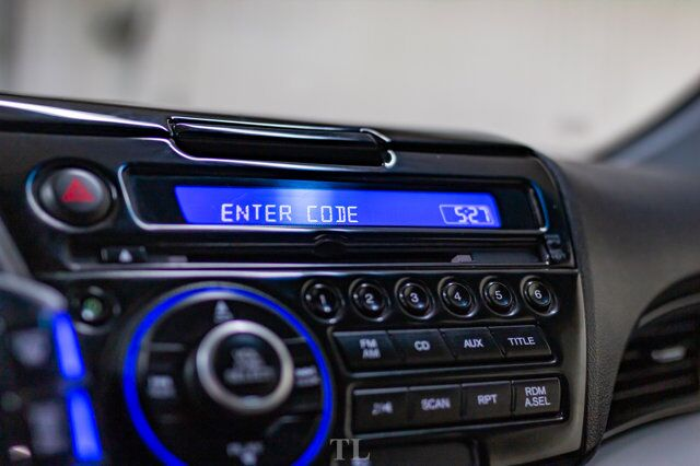 2011 Honda CR-Z Hybrid Red Deer AB