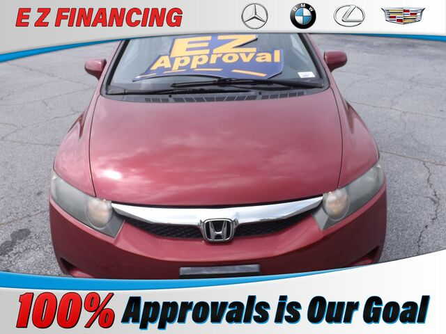 2011 Honda Civic Morrow GA