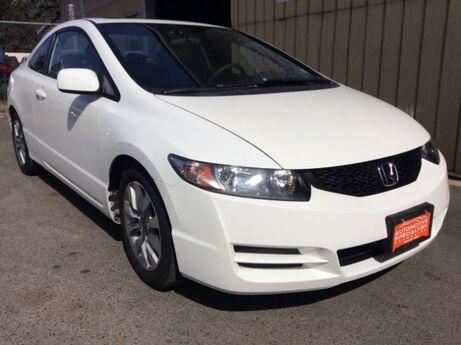 2011 Honda Civic EX Coupe 5-Speed MT Spokane WA