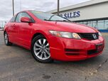 2011 Honda Civic EX-L Coupe 5-Speed AT with Navigation