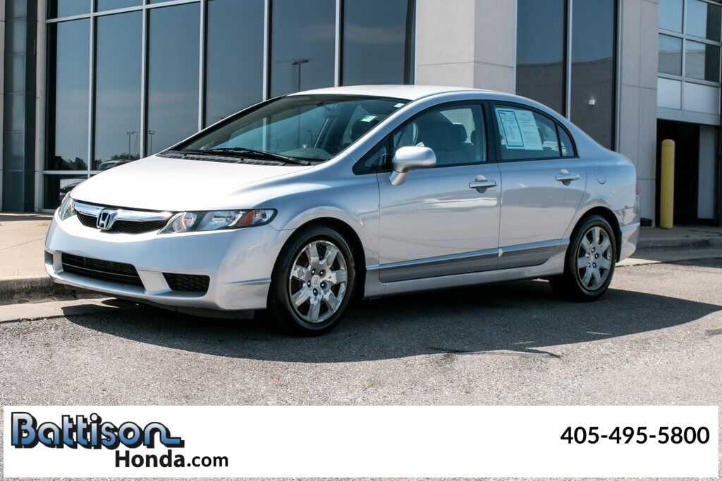 2011_Honda_Civic_LX_ Oklahoma City OK