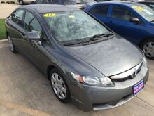2011_Honda_Civic_LX Sedan 5-Speed AT_ Austin TX
