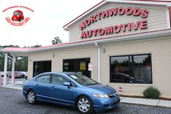 2011_Honda_Civic_LX Sedan 5-Speed AT_ North Charleston SC
