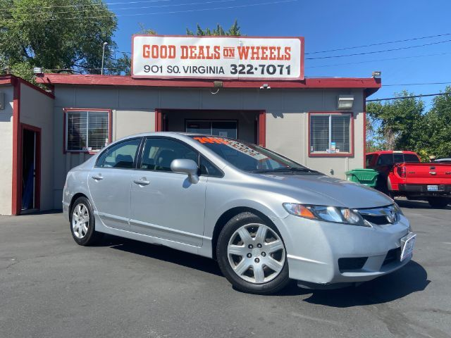 2011 Honda Civic LX Sedan 5-Speed AT Reno NV