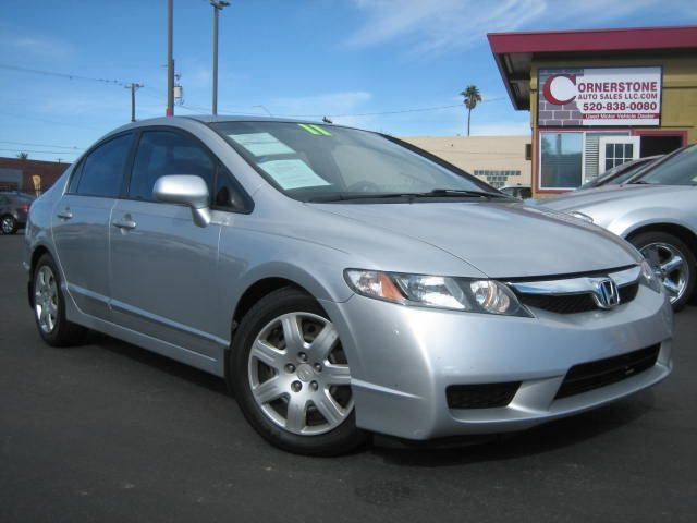 2011 Honda Civic LX Sedan 5-Speed AT Tucson AZ
