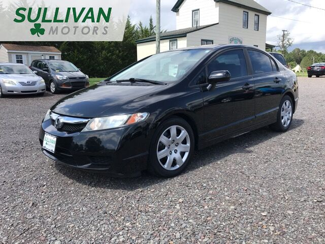 2011 Honda Civic Sedan >> 2011 Honda Civic Lx Sedan 5 Speed At