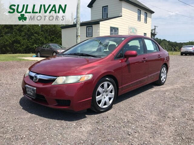 2011 Honda Civic LX Sedan 5-Speed AT Woodbine NJ