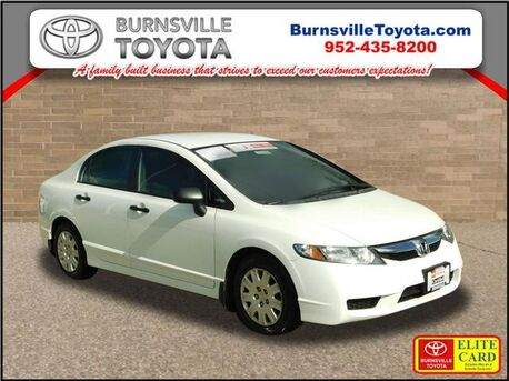 2011_Honda_Civic Sdn_DX-VP_ Burnsville MN