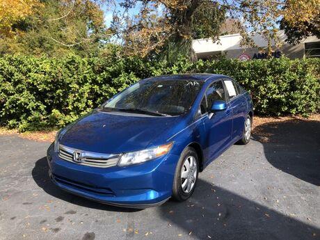 2011 Honda Civic Sdn LX Gainesville FL