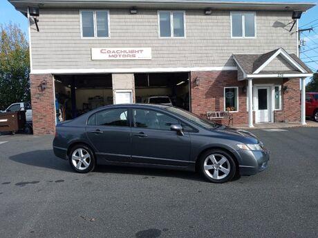 2011 Honda Civic Sdn LX-S East Windsor CT