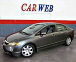 2011 Honda Civic Sdn LX Sedan 5-Speed AT