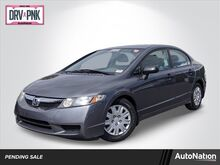 2011_Honda_Civic Sedan_DX-VP_ Buena Park CA