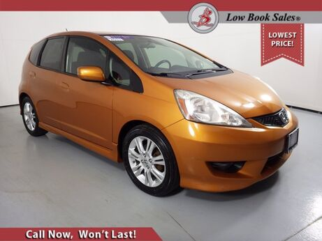 2011_Honda_FIT_Sport_ Salt Lake City UT