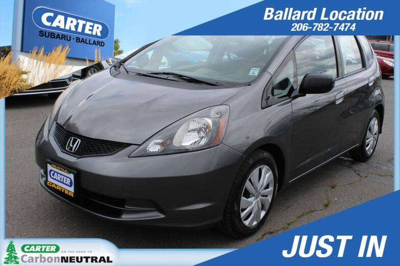 2011 Honda Fit BASE Seattle WA