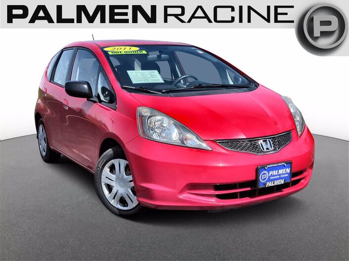 2011 Honda Fit Base Racine WI