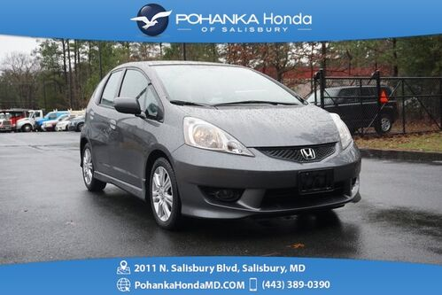 2011_Honda_Fit_Sport ** GUARANTEED FINANCING ** BEST MATCH **_ Salisbury MD