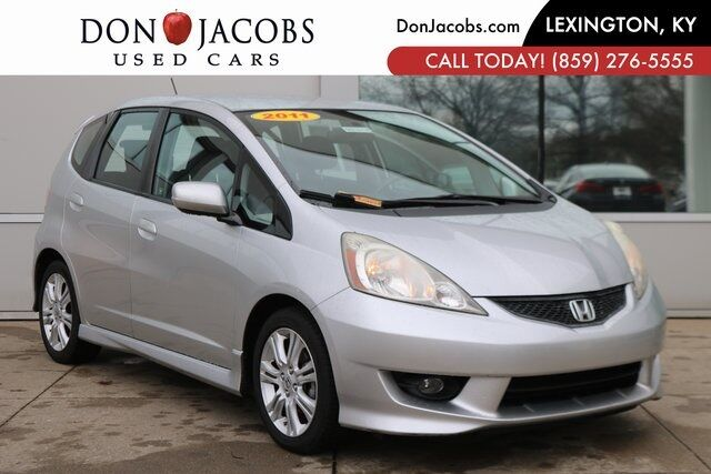 2011 Honda Fit Sport Lexington KY