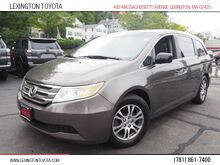2011_Honda_Odyssey_EX-L_ Lexington MA