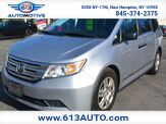 2011 Honda Odyssey LX 3rd Row Seating 7 Passenger